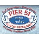 $10 Certificate to Pier 51
