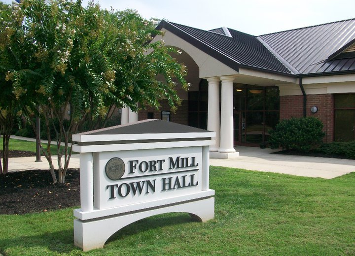 fort mill names pieper as new town manager wrhi